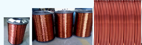 Enamelled Copper Wire, Magnet Wire, Enamelled Copper Winding Wire
